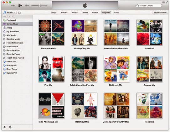 ITunes Old Version Download for Windows XP