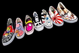 boonga art shoes