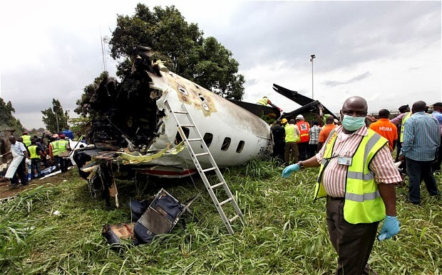 Nigeria grounds Second airline after Plane crash