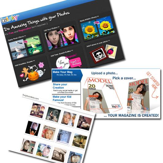 Bagaimana Cara Edit Foto Online Unik dan Keren Untuk Profil Facebook ...