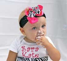 Sara Kate - 12 months