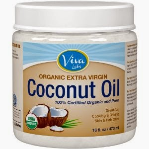 Organic Coconut Oil 1L
