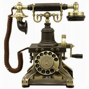 Ретро телефон Zotel A1892ER - красивый и изысканный аппарат, оформленный под старину для дома, кафе, баров, клубов, ресторанов и кабинетов - стильный и необычный элемент для украшения интерьера