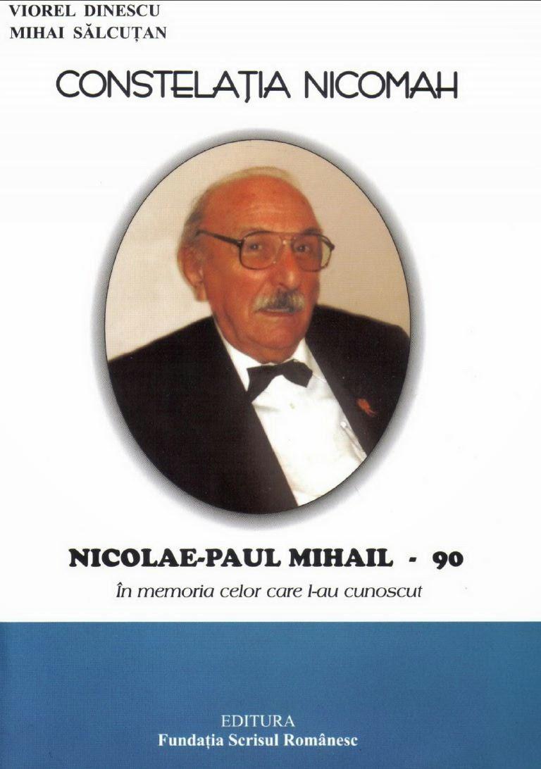 Nicolae-Paul Mihail - Constelatia Nicomah