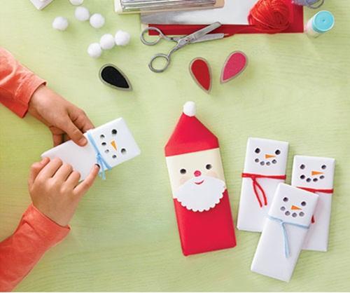 Manualidades disponibles para trabajar home work usa - Manualidades para hacer adornos de navidad ...