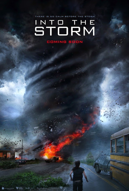 Into the Storm 2014 Hindi Dubbed 350MB SCAMRip