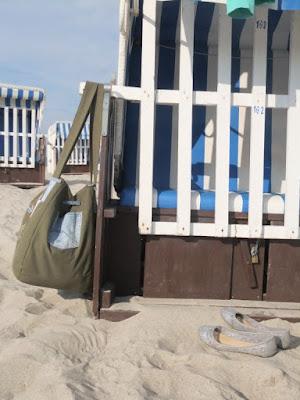 Beach-Bag getestet am Strand
