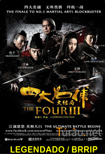 Assistir The Four 3: Final Battle Legendado 2015