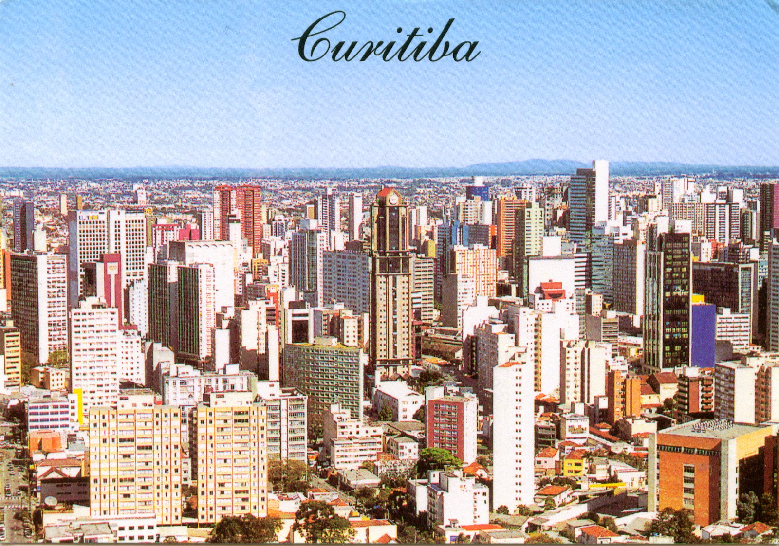 Curitiba Brazil  city photos : ... , COME TO MY HOME!: 0821 BRAZIL Paraná Curitiba, the Model City