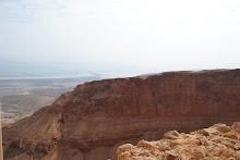 Mas'ada and Dead Sea - Israel