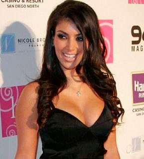 Kim Kardashian gallery, video and biography