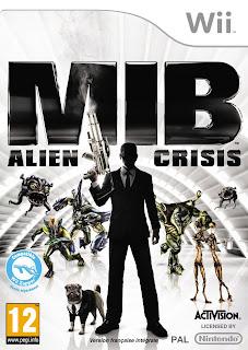 Men in Black Alien Crisis Wii