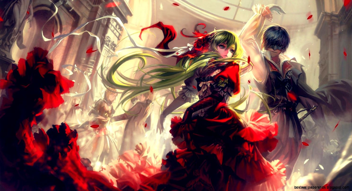 Cool Anime Wallpaper Collection 40