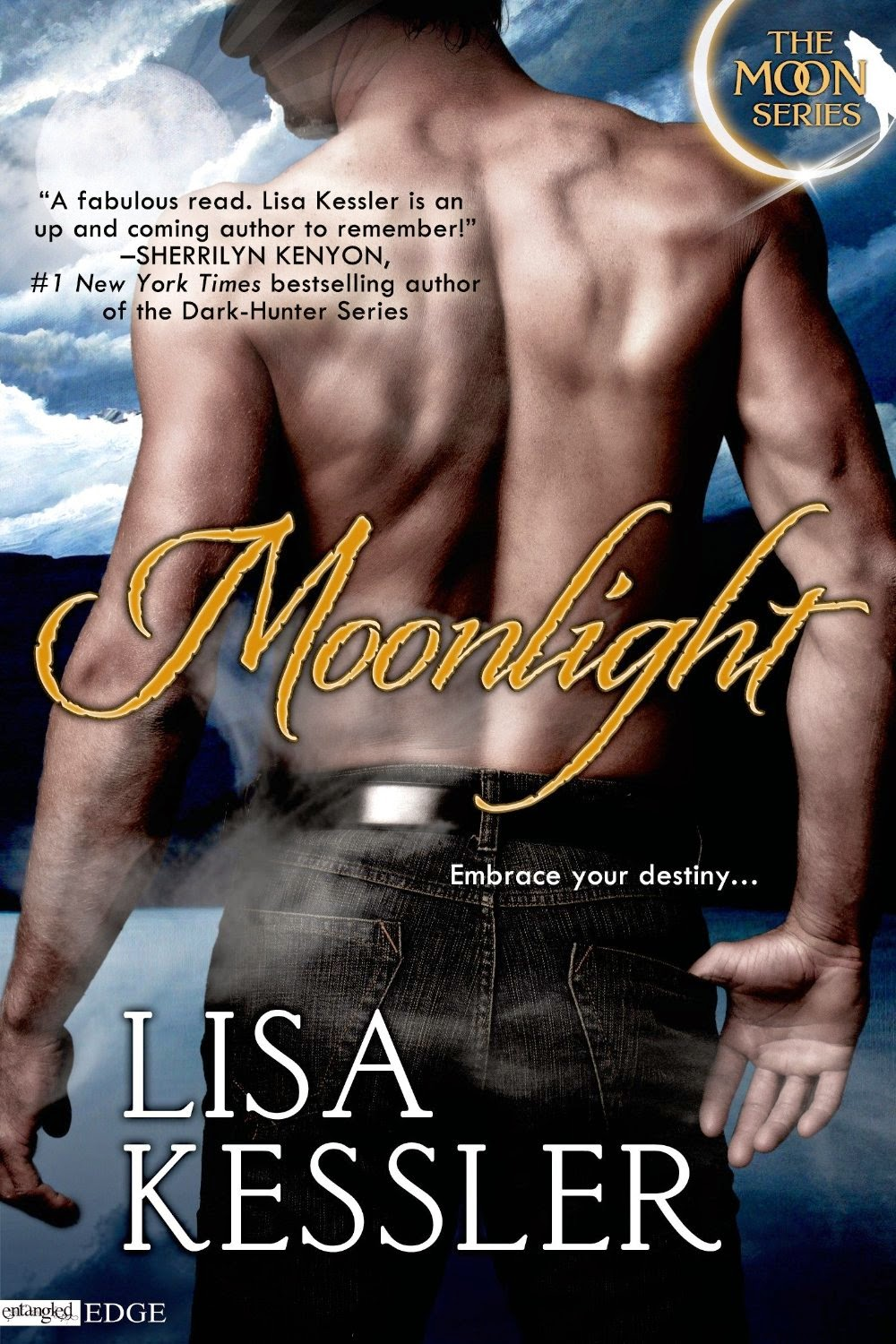 Moonlight (The Moon Series) by Lisa Kessler (PNR)