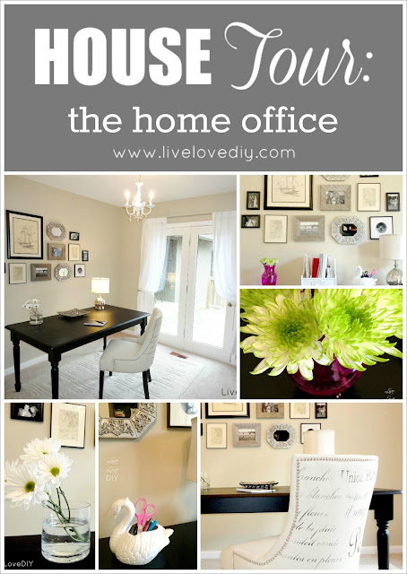 Our Home Office: Budget Friendly Decorating Solutions For Your Workspace