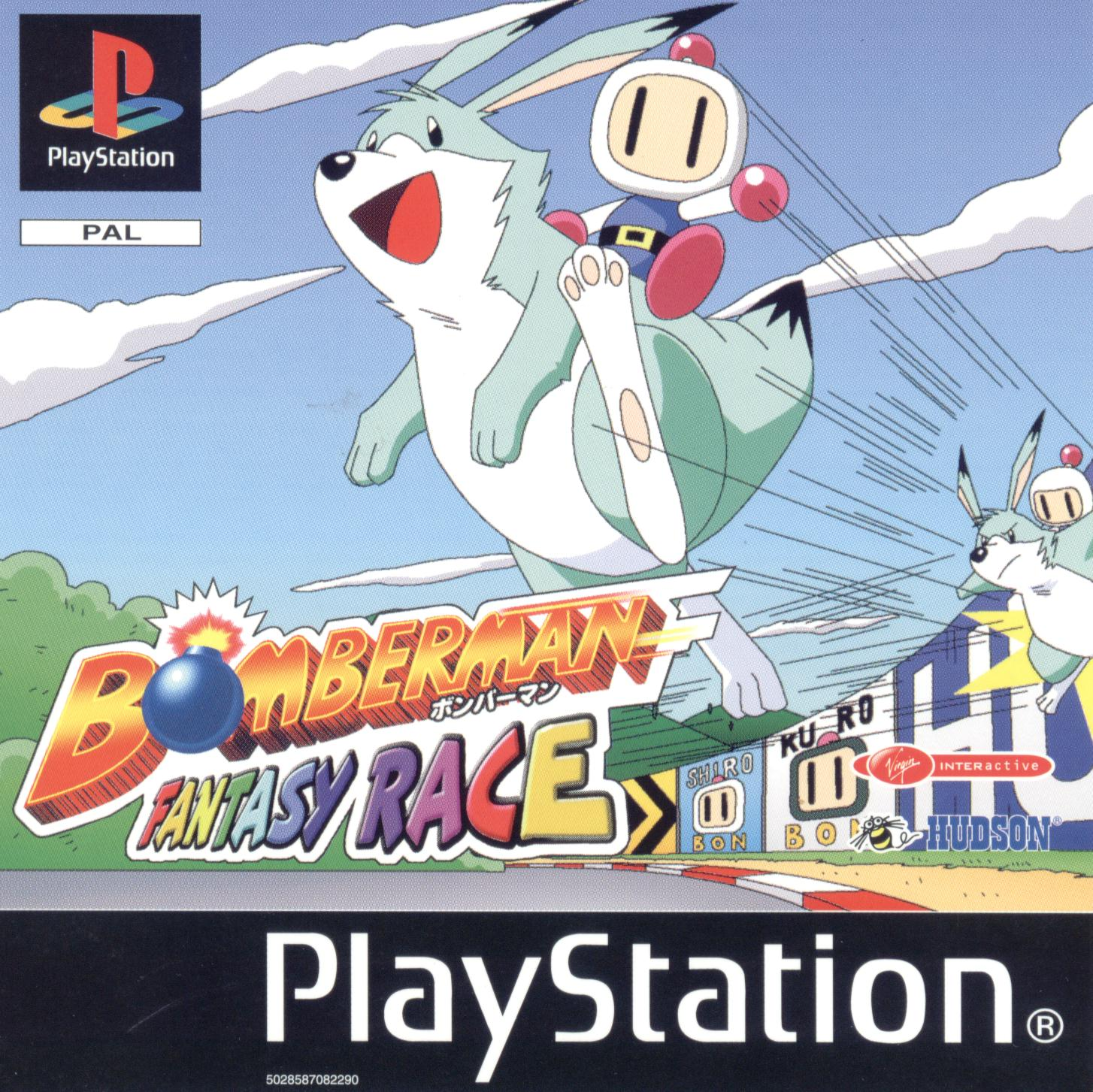 Download Game Bomberman Fantasy Race