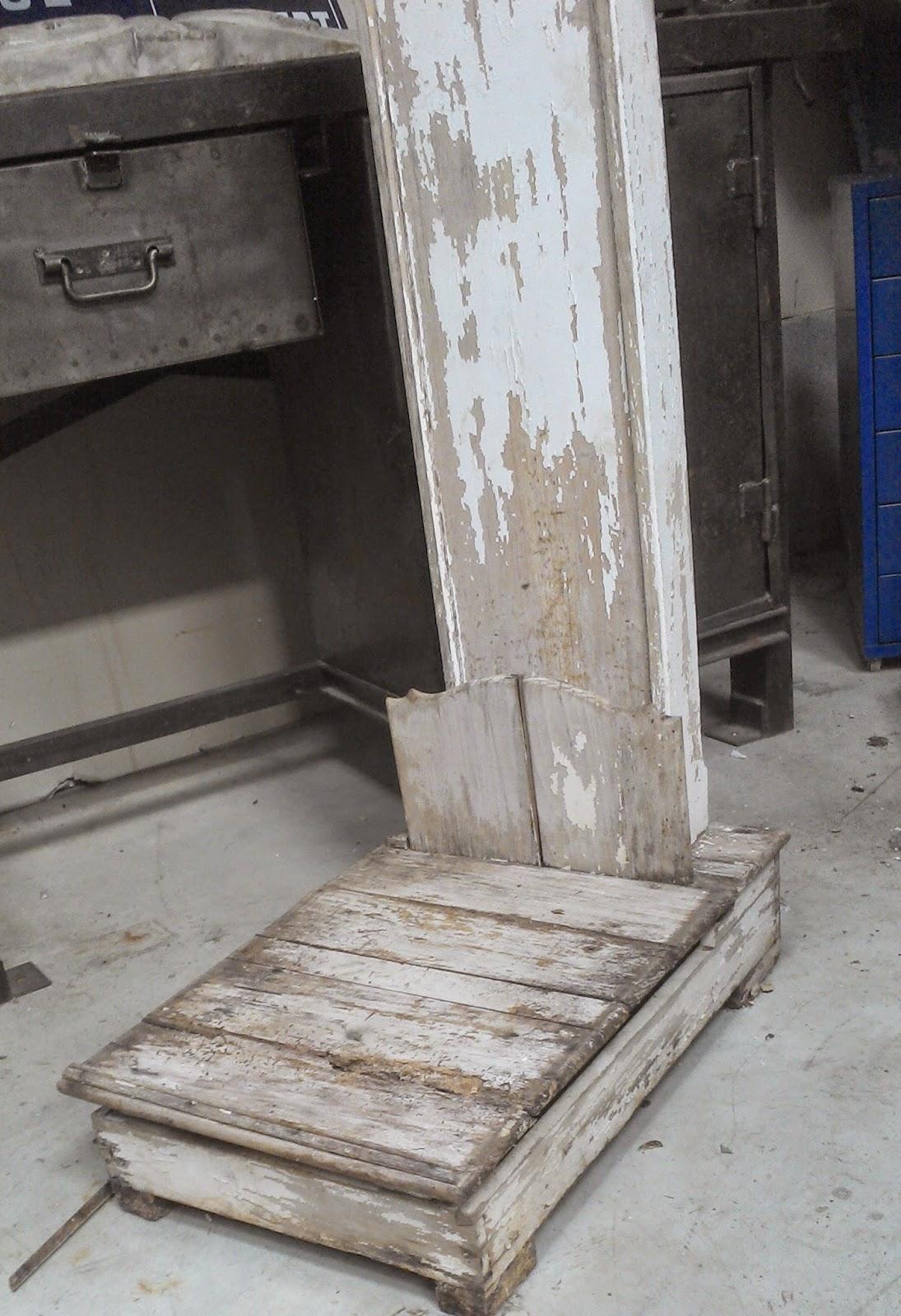 ancienne balance pharmacie xixeme bois rare apothicaire objet de m tier atelier ebay. Black Bedroom Furniture Sets. Home Design Ideas