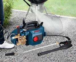 Bosch Pressure Washer GHP 5-13C (3.1HP) Online | Buy 3.1HP Bosch Pressure Washer, India - Pumpkart.com