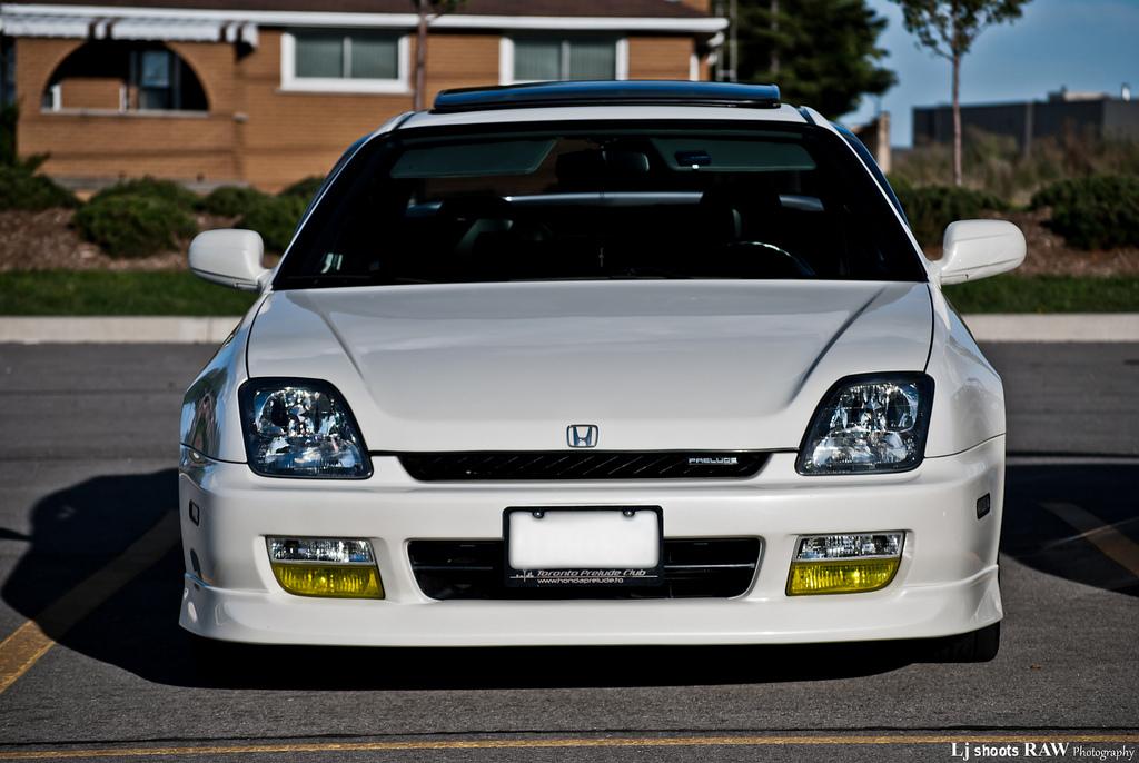 116. Zdjęcia #034: Honda Prelude V. staryjaponiec blog 日本車, チューニングカー, スポーツカー, ホンダ