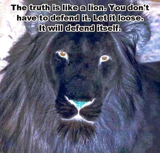 Truth always survives the many many lies!