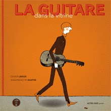 La Guitare dans la Vitrine, 2016