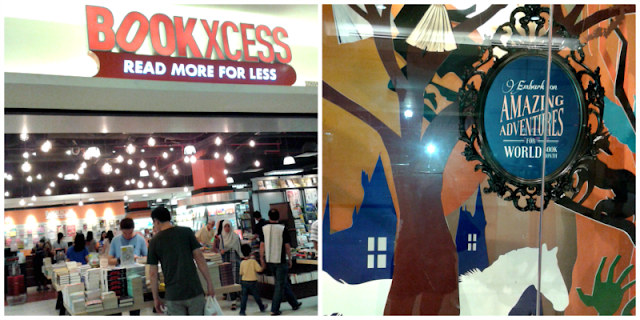 Bookxcess Amcorp Mall