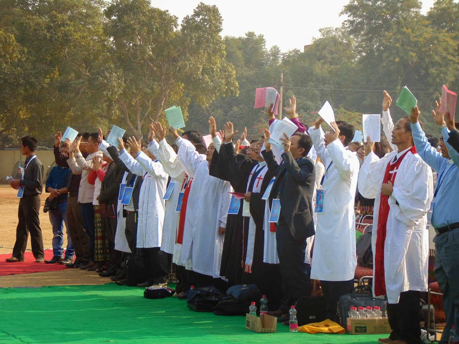 One Day JOINT WORSHIP SERVICE DELHI