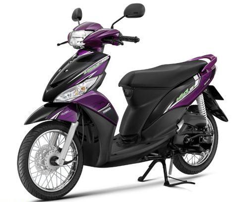 Yamaha Ego S Specification