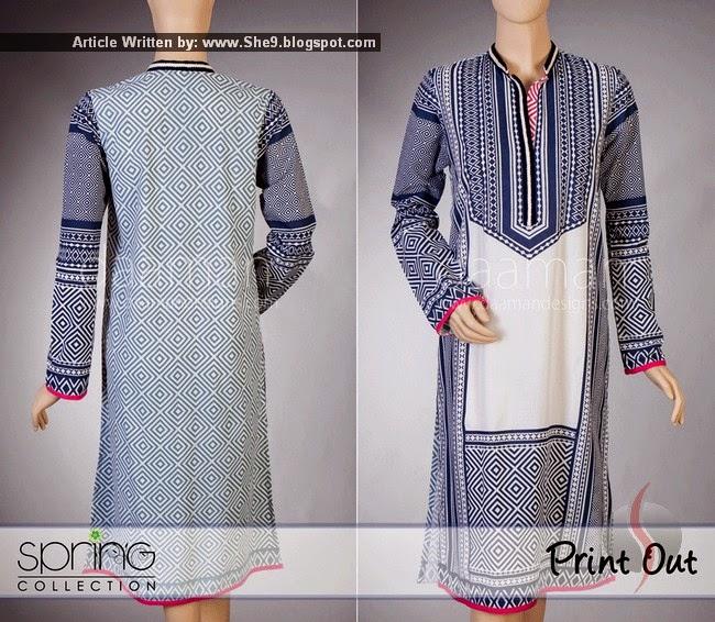 Daaman Spring Collection 2015