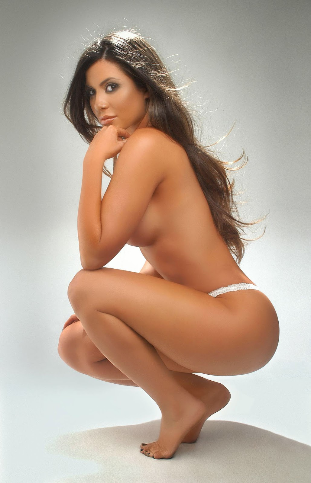 Julia Orayen was Playboy's playmate in the September 2008 edition of