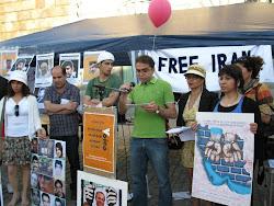 دفاع از زدانیان سیاسی 20ژوئن