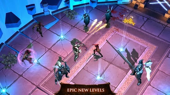Dungeon Hunter 4 Android APK +Data