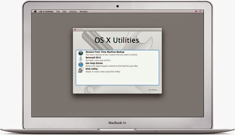 Wipe out data on your Mac before selling it
