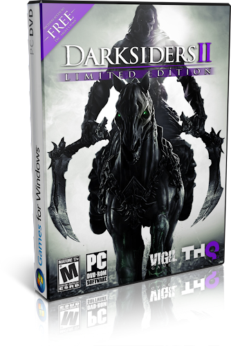 Talking Darksiders II Multilenguaje [Esp] [PC] [DVD9] [2012]