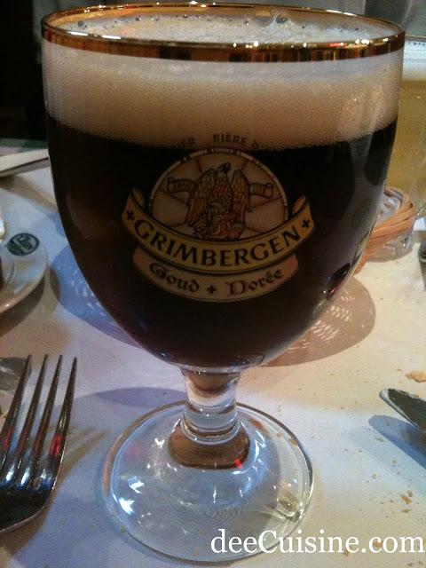 Brussels chez leon dee cuisine for Chez leon meuble montreal