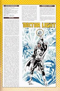 Ficha DC Comics Doctor Luz