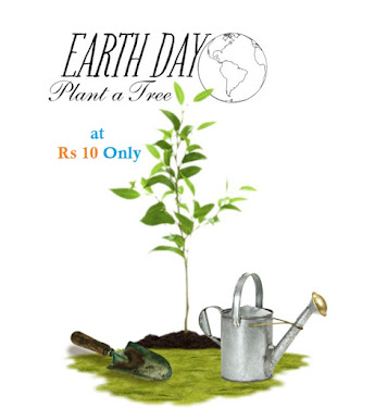 Helping Handing towards Earth Day