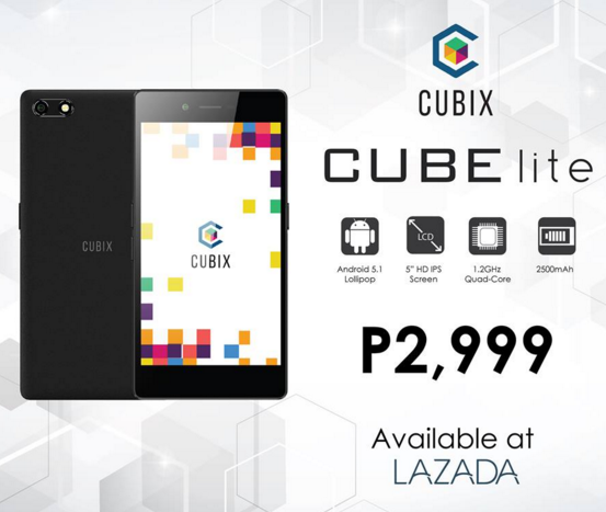 Cubix Cube Lite