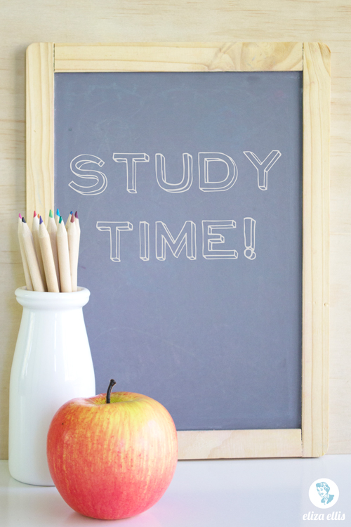 62 Back to School Organizing Tips - The Back To School Series by Eliza Ellis