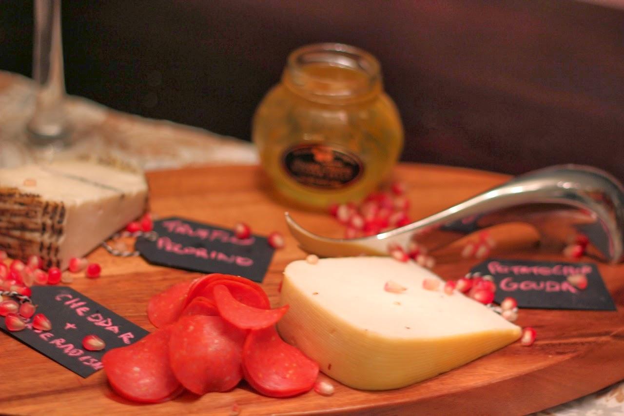 cheese plate board