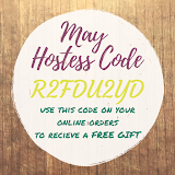 May Hostess Code