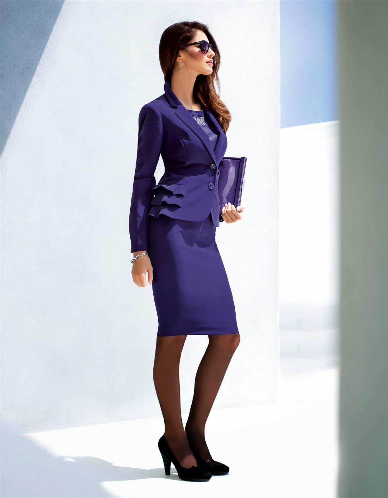 Uniformes De Moda Para Empresasuniformes trajes sastres look,  barrington, catalogo 2014 moda mujer ejecutiva, conjuntos para damas, moda,  moda ejecutiva