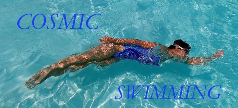 Cosmic Swimming