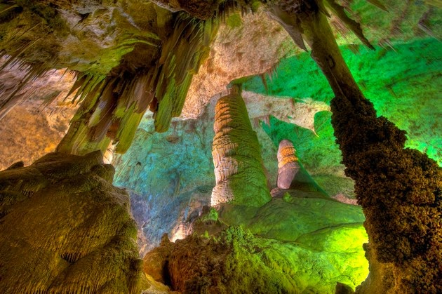 Carlsbad Caverns, New Mexico-must see places in usa