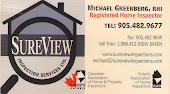 Oakville Home Inspector, Home Inspection Services Michael Greenberg Sureview Oakville in Oakville