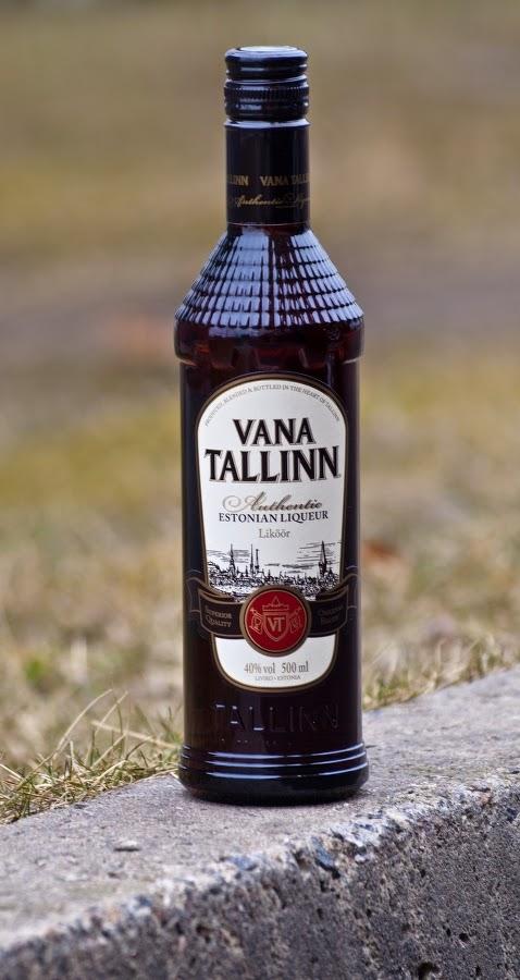 Vana Tallinn, ликёр