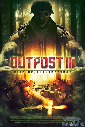 Cuộc Nổi Dậy Của Quân Spetsnaz Outpost 3: Rise Of The Spetsnaz