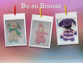 Patroon: Bo en Bonnie