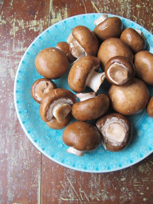 Sieniviikko - safkaa sienistä!