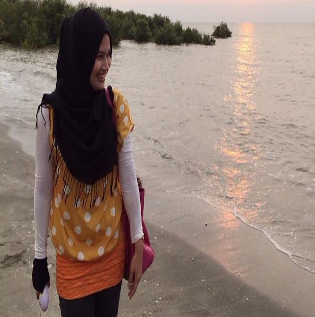 Najlaa 'Aqilah Bersyukur Setelah 5 Tahun Tragedi Berlalu